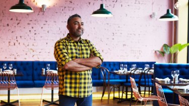 Chef Jessi Singh is taking back control of delivery as he tries to minimise the use of delivery apps.