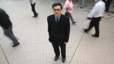 Taken into custody in China:  Yang Hengjun.