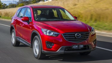 Among the affected models was Mazda's SUV bestseller, the CX-5.
