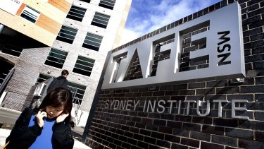 TAFE and the vocational education sector have faced funding squeezes and policy dysfunction for years.