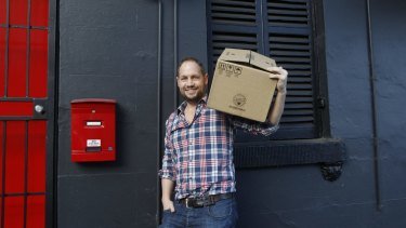 HelloFresh's Tom Rutledge said the recipe box startup was watching conditions closely.