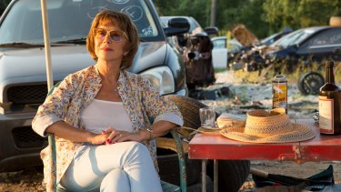 Helen Mirren plays the wife of a teacher with dementia in The Leisure Seeker.