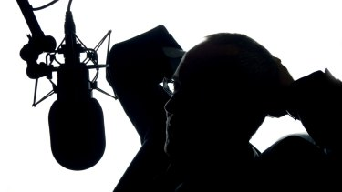 Radio ad revenues have plunged.