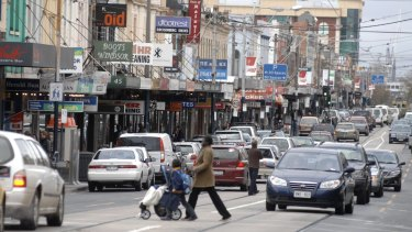 Chapel Street traders are grappling with a gloomy retail climate - and some are calling for more restrictions to be placed on landlords.