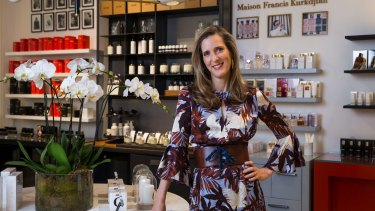 Jo Horton started Mecca from a South Yarra store.