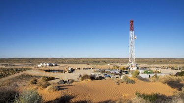 Beach Energy has reduced drilling to save capital after oil prices fell.