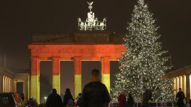 Germany narrowly escaped falling into recession in the third quarter.