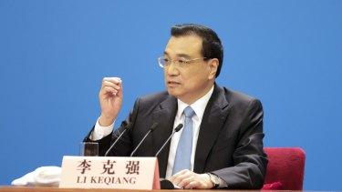 Li Keqiang, China's premier, said that China wants to avoid a trade war.