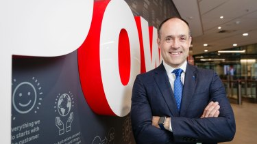 """Vodafone chief executive Inaki Berroeta: """"We are doing this to really compete harder."""""""