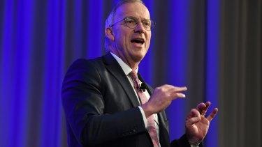 University of Sydney vice-chancellor Dr Michael Spence.