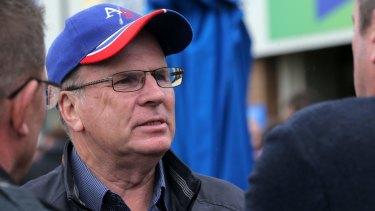 Trainer Robert Smerdon.