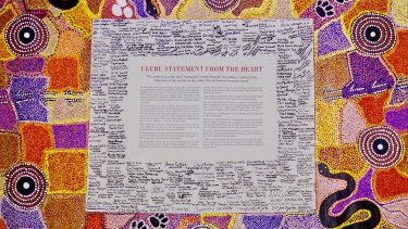 The Uluru Statement from the Heart was released on May 26, 2017 by delegates to an Aboriginal and Torres Strait Islander Referendum Convention, held near Uluru in Central Australia.