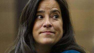 "Jody Wilson-Raybould accused government officials of making ""veiled threats""."