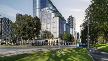 The SO/Melbourne hotel will open in 2023.