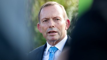 Tony Abbott has described this election as the fight of his life.