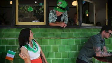 Sydney's famous Irish pub, the Mercantile, will be at the centre of the action this year.