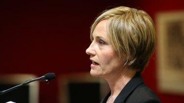 Chair of Gun Control Australia, Samantha Lee.