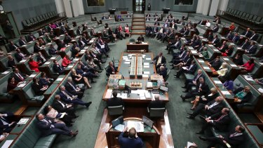 The House of Representatives will have 151 MPs in it after the next election.