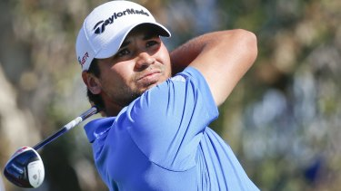 Jason Day in action at Torrey Pines in 2015.