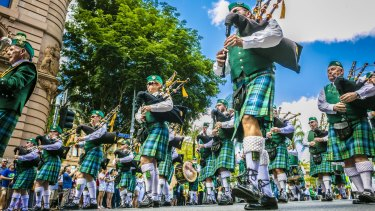 Brisbane's annual St Patrick's Day parade will continue unchanged as Ireland cancels all its festivities due to coronavirus concerns.