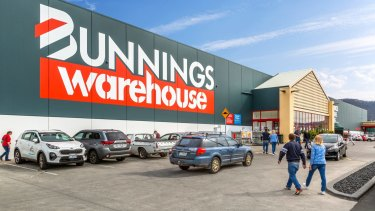 Bunnings is one of the pioneers of wide-spread click and collect offerings in Australia.