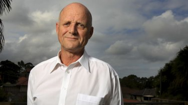 David Leyonhjelm has been a fierce proponent of relaxing John Howard's signature 1996 gun laws.