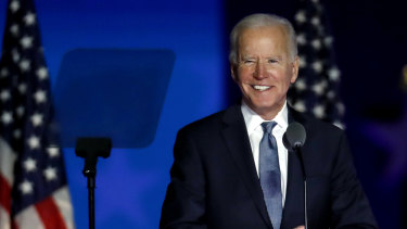 Joe Biden could still snatch victory if he can make late gains in battleground states.