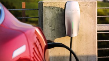 Electric cars can produce less pollution - if the electricity is produced by renewables.