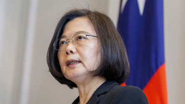 China has discouraged Australia from any trade deals with Taiwan's President Tsai Ing-wen.