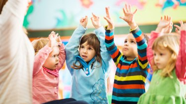The Fair Work Commission granted a new five-level pay scale in the award, with pay rises of up to 10 per cent for early childhood teachers.