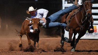 The Mount Isa Rodeo will be online-only this year.