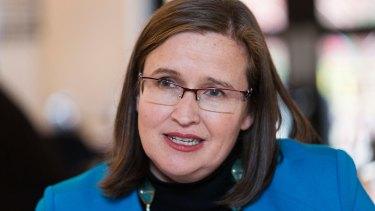 Federal Sex Discrimination Commissioner Kate Jenkins.