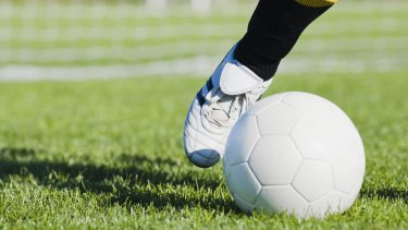 Football Victoria has stood down more than half its workforce.