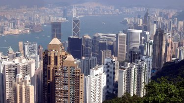 The family fortune is under pressure due to ongoing uncertainty in Hong Kong.