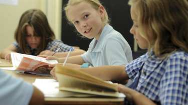 NAPLAN results show an unequal distribution in educational attainment.