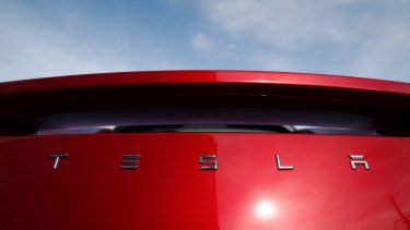 Tesla deliveries came in at 97,000 units for the quarter, below analysts' estimates of 97,477 vehicles