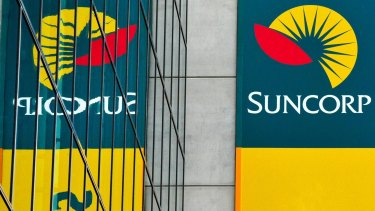 Suncorp announces its full year results.