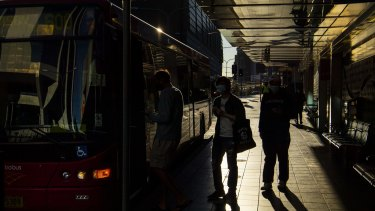 Parramatta is among the local government areas where the curfew has lifted.