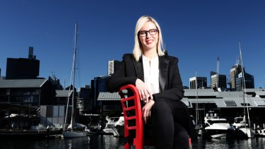 Elaine Stead is suing the Australian Financial Review over a column.
