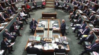 The House of Representatives.
