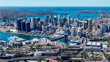 The NSW government has announced an overhaul of the precinct west of Sydney Harbour.