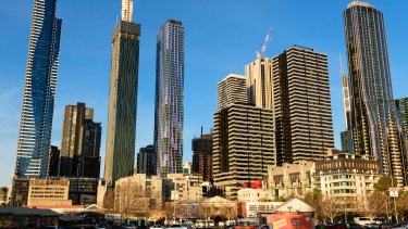 When you look at the skylines of our major cities there is too much crap that has been built.