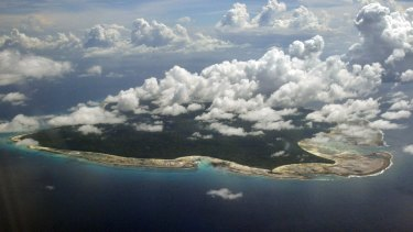 Indian authorities have mapped the part of North Sentinel Island where they believe Chau was buried.