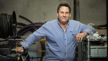 Plumbing industry veteran Ian Pewtress is calling for change.