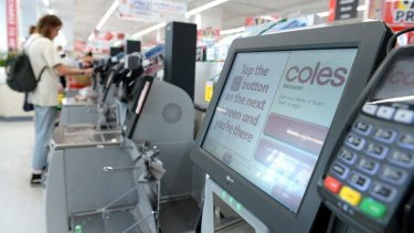 The plan will include larger self-service checkouts for customers to take their trolleys through.