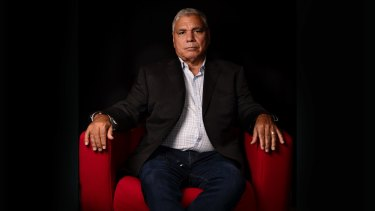 Warren Mundine  is the new Liberal candidate for the seat of Gilmore.
