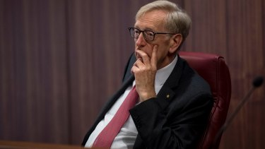 Kenneth Hayne's royal commission examined superannuation this week.