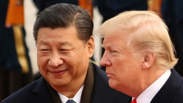 Trade tension between China and the United States is already being felt in WA.