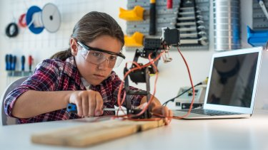 A leading professor says STEM has been over-emphasised at the expense of the humanities.