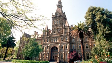Ben Gray and Robin Bishop both attended Melbourne University's prestigious Ormond College.